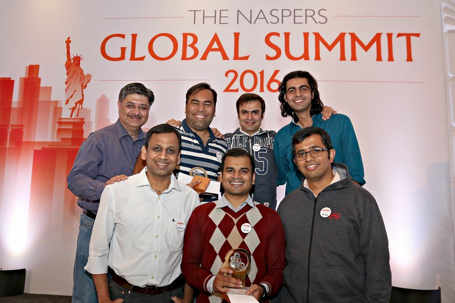 Naspers announces Innovation and Founder Award Winners at annual Global Summit