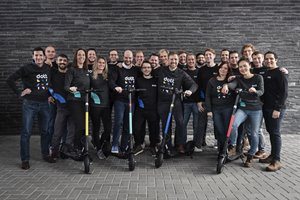 dott announces a €20 million round from EQT Ventures and Naspers Ventures to transform city mobility in Europe